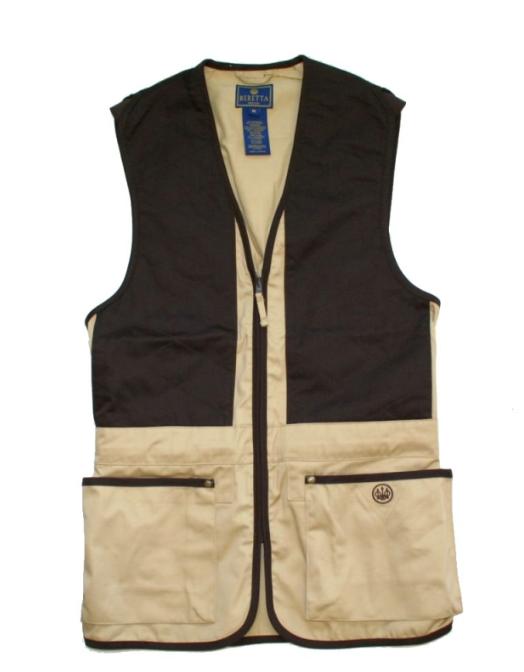 Beretta Trap Cotton Vest Beretta Unisex Trap Vest