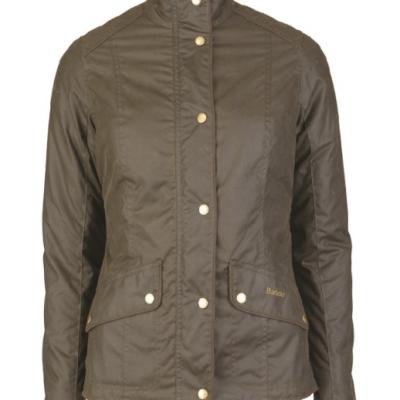 Barbour Ladies Brocklane Jacket
